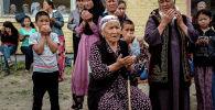 Эвакуацияланган Кыргызстан тургундары