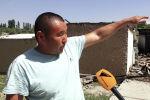 Кыргыз-тажик чек арасындагы жаңжал 28-апрелде башталып, төрт күндөн кийин басылды. Лейлек районунун Максат айылына тажикстандыктар 29-апрелде кирген. Жашоочулар жарым саат мурун качып чыгууга үлгүргөн.