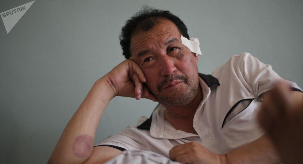 Лейлек районунун Интернационал айылынын башчысы Мырзабек Жумабаев