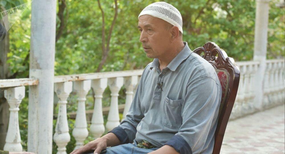 Лейлек районунун Интернационал айылында каза болгон Мадинанын атасы Наимжан Абдуллов