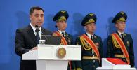 Послание Садыра Жапарова народу Кыргызстана