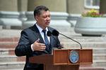 Президент Кыргызской Республики Садыр Жапаров