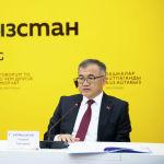 Замглавы кабмина Улубек Кармышаков