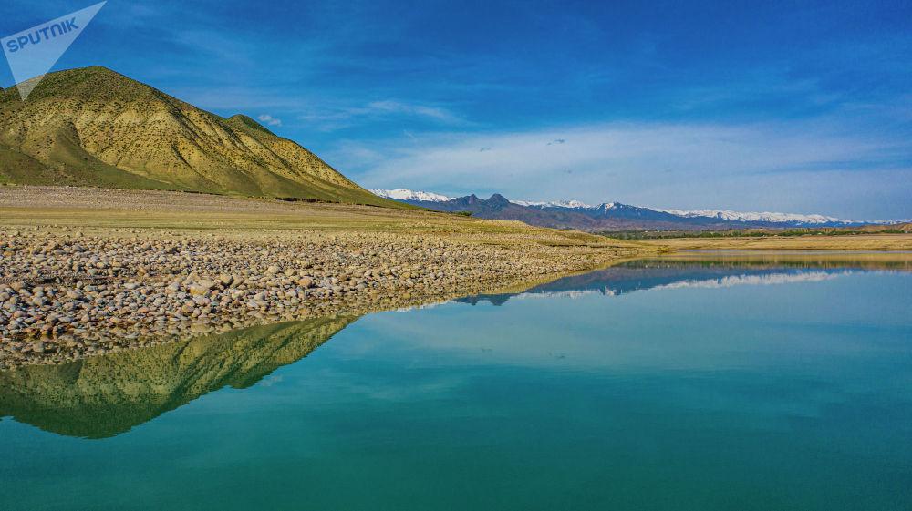 Максимальный объем водохранилища — 19,5 миллиарда кубометров