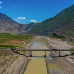 Впрочем, в этом году наблюдается не самое критическое падение уровня воды в Токтогулке