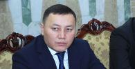 Жарандык активист Жеңиш Молдокматов. Архив