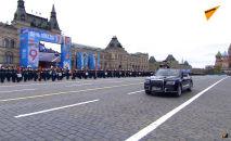9 Мая в 13:00 (бшк) начнется трансляция парада Победы на Красной площади. Главный военный парад в ознаменование 76-й годовщины Победы в Великой Отечественной войне пройдет в Москве с участием более 12 тысяч военнослужащих.