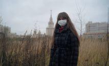 Блогер Лана Сатор из России. Архивное фото