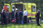 Ситуация у школы в Казани, в которой неизвестные открыли огонь