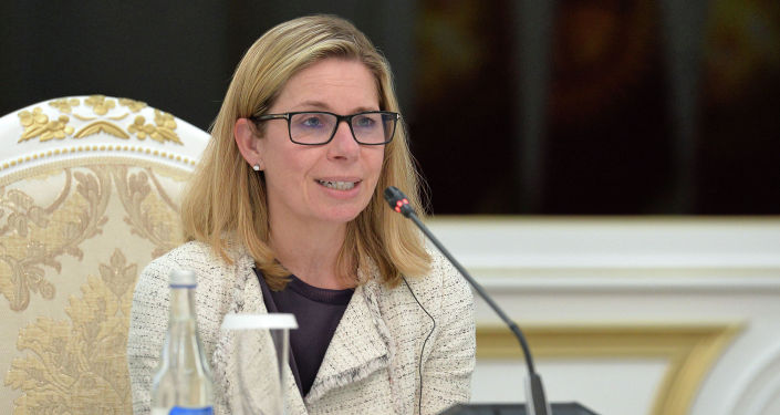 Вице-президент Всемирного банка по региону Европы и Центральной Азии Анна Бьерде