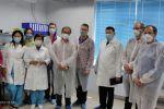 В Бишкек вновь прибыла совместная медицинская миссия Берлинского университета Шарите, Института медицинской паразитологии, тропических и трансмиссивных заболеваний имени Марциновского и Германского общества по международному сотрудничеству