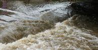 Потоки воды. Архивное фото