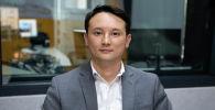 Исполнительный директор Международного делового совета Аскар Сыдыков. Архивное фото