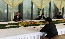 Встреча министров иностранных дел в формате Центральная Азия — Китай в Сиане (Китай)