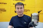 Медицинский обозреватель, врач широкого профиля Улукбек Жоомартов. Архивное фото