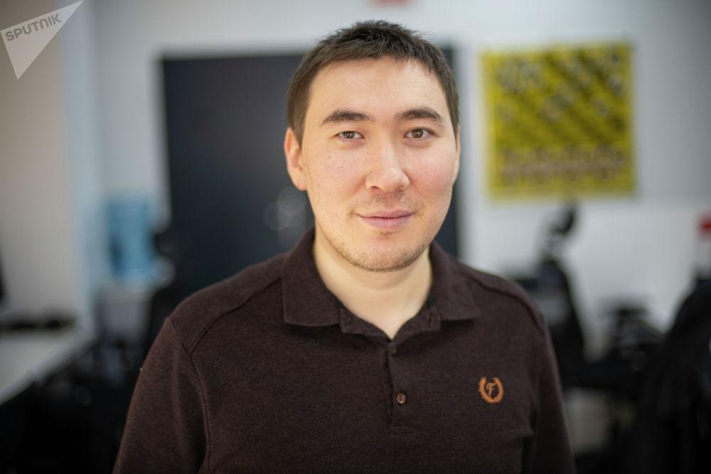 Бакыт Толканов — корреспондент агентства Sputnik Кыргызстан
