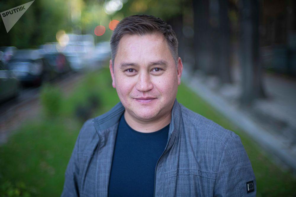 Азамат Аттокуров — бизнес-консультант, эксперт по государственному управлению