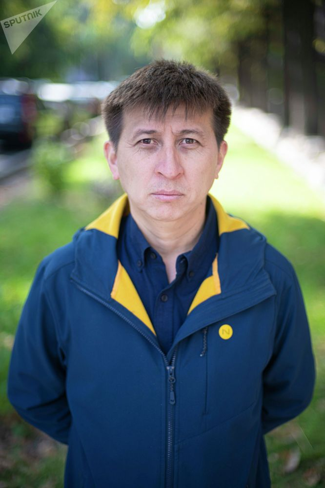 Тынчтык Болсун — основатель радио Мин кыял FM, продюсер