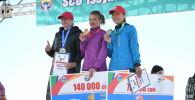 Ысык-Көл IX эл аралык марафонунда кыргызстандык жубайлар Илья Тяпкин менен Мария Коробицская баш байгени утуп алды