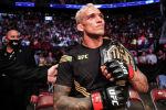 UFC уюмунун жеңил салмагында чемпиону Чарльз Оливейра