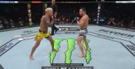 Абсолюттук мушкерлер уюму (UFC) Хьюстон шаарында өткөн UFC 262 турнириндеги кармаштардын кызыктуу ирмемдерин топтоп YouTube каналына жарыялады.