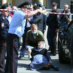 Ситуация у гимназии №175 на улице Джаудата Файзи в Казани, в которой бывший ученик гимназии Ильназ Галявиев открыл огонь. Есть погибшие и пострадавшие.