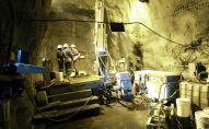 Золотоносный рудник Кумтор в Кыргызстане. Архивное фото