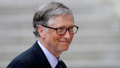 Основатель компании Microsoft Билл Гейтс. Архивное фото