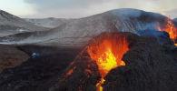 Фаградальсфьядль вулканы жайгашкан жерге жергиликтүү үй-бүлө ээлик кылат. Алар аймакты бөлүп же толугу менен сатканга макул.