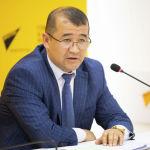 Заместитель министра экономики и финансов Бекболот Алиев