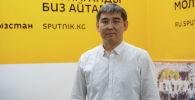 Кардиолог и главный аритмолог Минздрава КР Дамир Осмонов