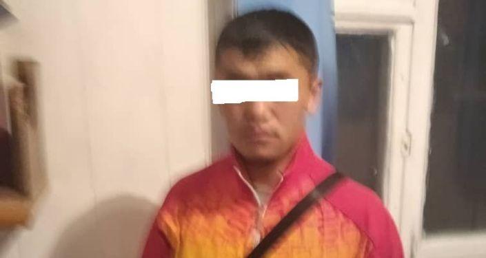 Задержанный подозреваемый в похищении девушки в Бишкеке