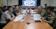 Рабочая встреча представителей оборонных ведомств ОДКБ