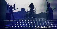 Подведены итоги музыкального конкурса Евровидение-2021. Победила итальянская группа Maneskin с песней Zitti e buoni.