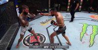 В Лас-Вегасе на спортивной арене UFC Apex состоялся турнир UFC Вегас 27, в котором выступил боец из Казахстана Дамир Исмагулов.