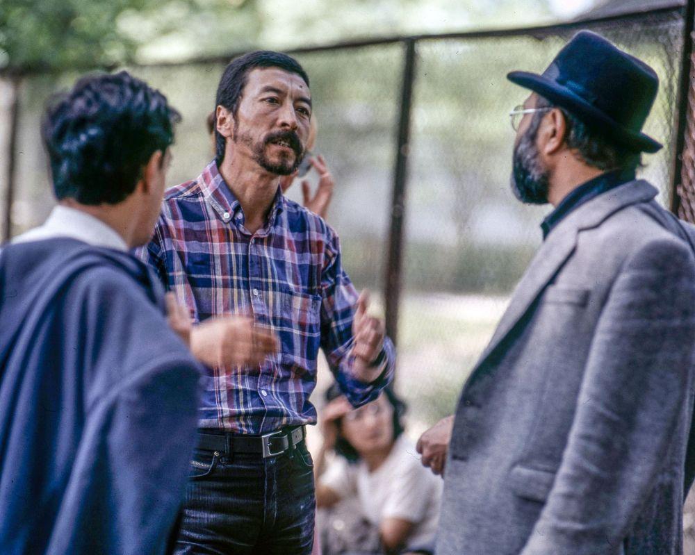 Кинематографист аталган кинофильмдин сценарийин белгилүү актер Советбек Жумадыловго ылайыктап жазган