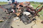 Страшная авария в Казахстане с участием гражданина Кыргызстана