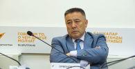 Жогорку Кеңештин депутаты Улукбек Ормонов