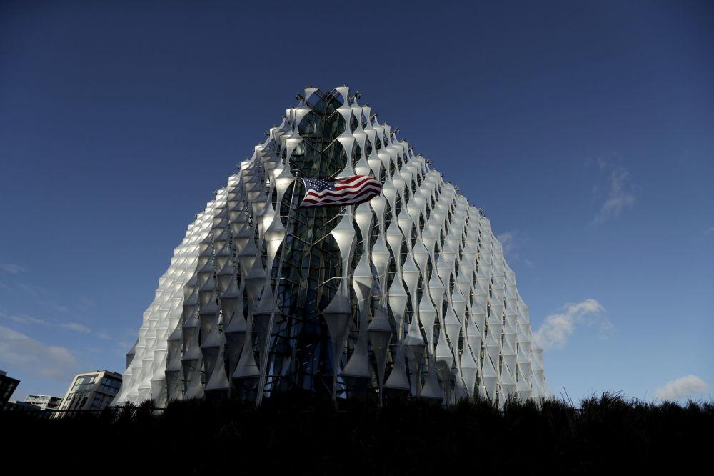 Посольство США в Лондоне
