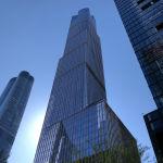 Небоскреб 35 Hudson Yards в Нью-Йорке, США