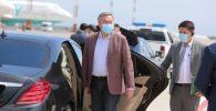 Заместитель премьер-министра — министр иностранных дел Казахстана Мухтар Тлеуберди