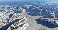Тающие ледники в южной Гренландии. Архивное фото