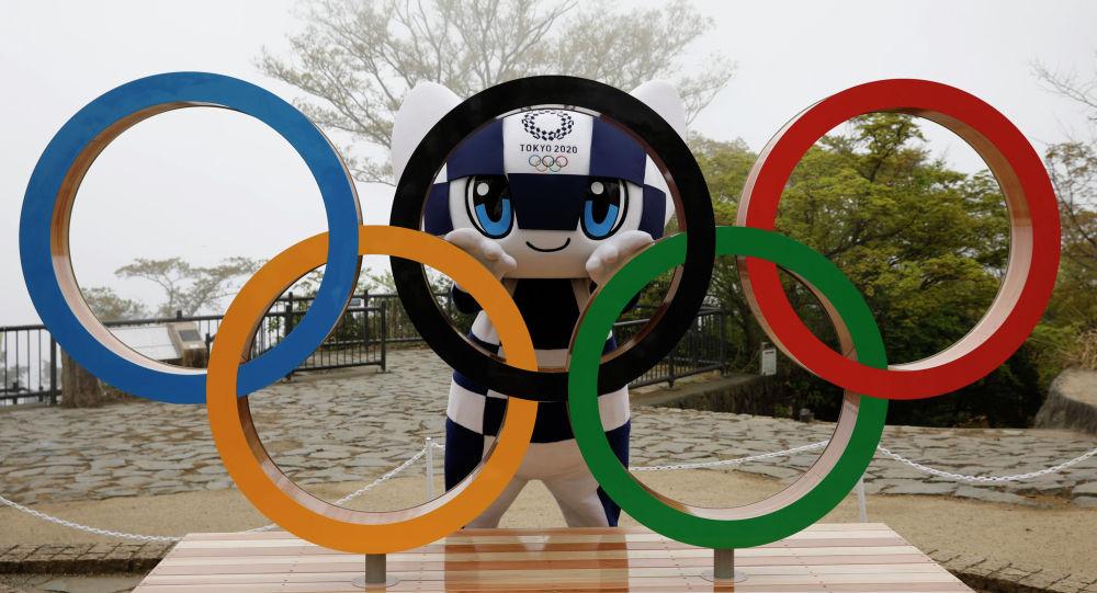 Олимпиада оюндарынын символу. Архив
