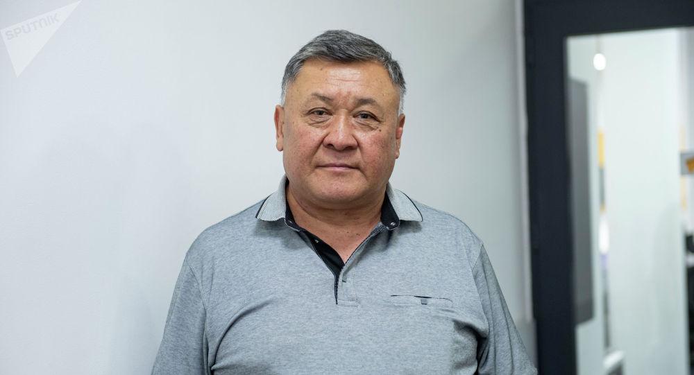 Медицина кызматынын запастагы полковниги Шайлообек Усупканов