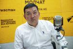 Балдар кардиологу, медицина илимдеринин кандидаты Данияр Аматов