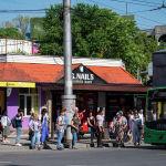 2-июнь күнү эртең менен Бишкекте маршрутка айдоочулары ишке чыккан жок