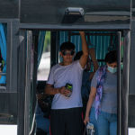 Автобустун жүргүнчүлөрү