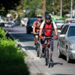 Көздөгөн жерине жетип алуу үчүн велосипедди колдонгондор дагы көп
