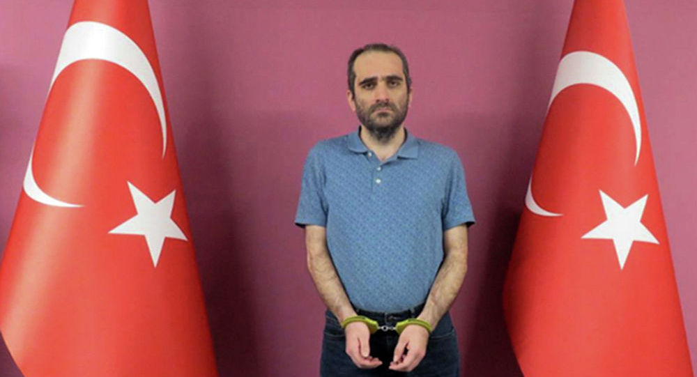 Племянник проживающего в США, обвиняемого в попытке переворота в Турции Фетхуллаха Гюлена Селахаддин Гюлен