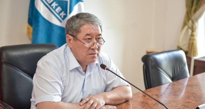 Встреча и.о. мэра столицы Бактыбека Кудайбергенова с руководителями ассоциаций и фирм-перевозчиков микроавтобусных маршрутов